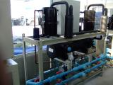 เครื่องปรับอุณหภูมิน้ำเย็นระบายความร้อนด้วยน้ำ20 Ton/Hr