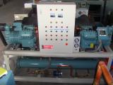 เครื่องปรับอุณหภูมิน้ำเย็นระบายความร้อนด้วยน้ำ  50 Ton/Hr