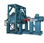 มอเตอร์เครื่องจักร Reverse batch model vibro mill and