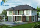 บ้านสำเร็จรูป STC-201