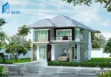 บ้านสำเร็จรูป STE-201