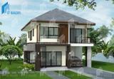 บ้านสำเร็จรูป STE-202