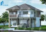 บ้านสำเร็จรูป STE-204