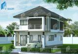 บ้านสำเร็จรูป STE-206