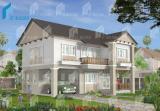 บ้านสำเร็จรูป STE-208