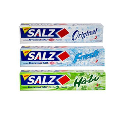 ยาสีฟันซอลส์