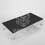 เวทีสำเร็จรูป Quikstage Pro 116.4 สูง 30 cm