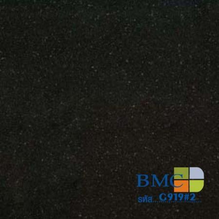 หินแกรนิตดำริด้าดำซานซีG912