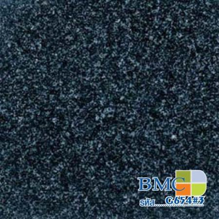 หินแกรนิตดำริด้า3 G654