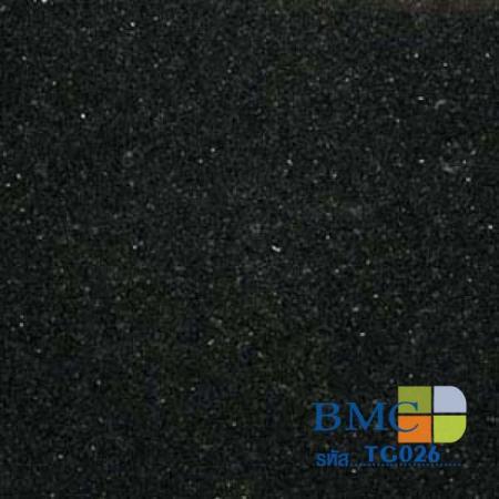 หินแกรนิตดำอินเดีย TG026