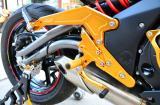 เกียร์โยง Ninja 650 2012 Rearsets