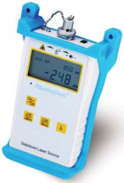 เครื่องมือทดสอบ SLS Stabilized Laser Sources