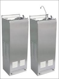 ตู้ทำน้ำเย็นสแตนเลสแบบต่อท่อประปา