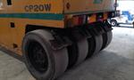 CP20W Sn 10442 รถบด ล้อยาง Dynapac 7 ล้อ นำเข้าโทร. กุ้ง 0813062283