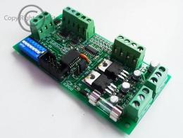 อุปกรณ์ที่รับสัญญาณ DMX512 BCDA1CH-DMX512-to-Analog