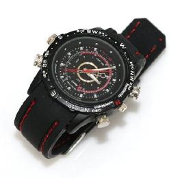 SC04-กล้องนาฬิกาข้อมือกันน้ำได้