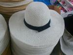 หมวกสาน ลายกระสอบ