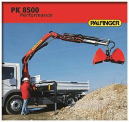เครนพับรุ่น PK 8500 Performance