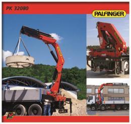 เครนพับรุ่น    PK 32080 Performance