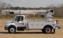 รถขุดเจาะ รุ่น DC45