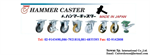 ล้อhammer caster Tel 02-9143490 0867921818 0816855393 Fax 029142808