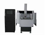 เครื่องกัด CNC Mill ZX-6565 Mold Maker machine