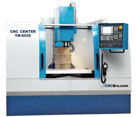 เครื่องจักร CNC Machine Center YM6035