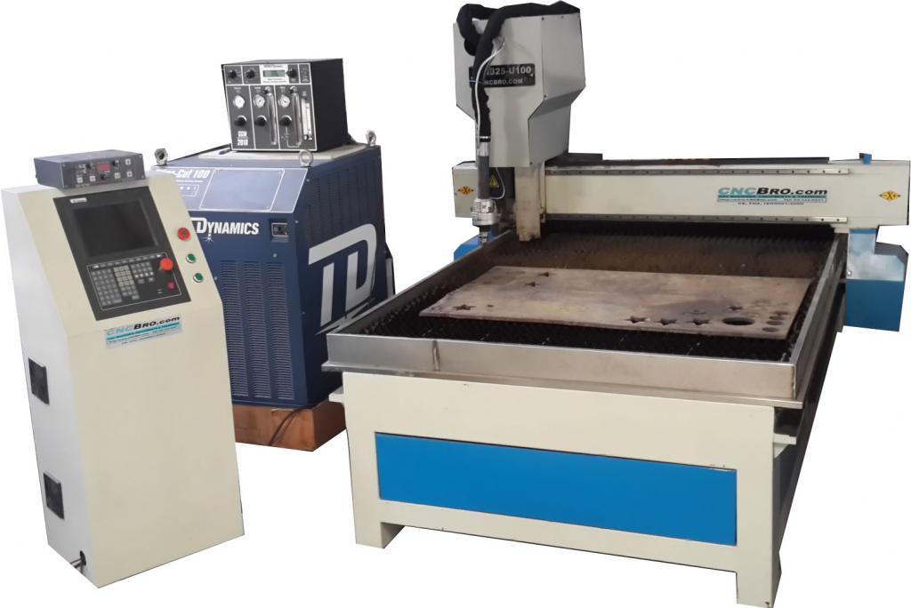 เครื่องตัดพลาสม่า CNC Plasma (UX1325_ultra)