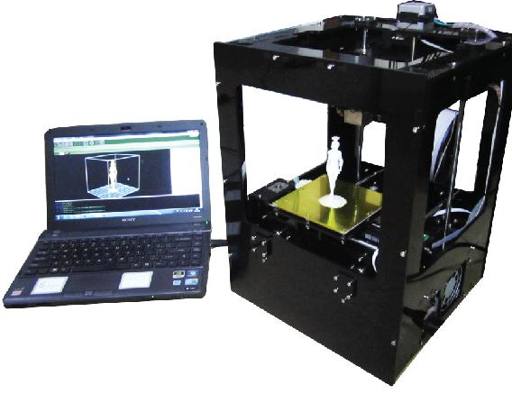 เครื่องพิมพ์ 3 มิติ (3D Printer 3D1212)