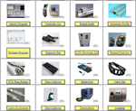 อุปกรณ์ วัสดุเครื่องจักร CNC (Accessories and parts)