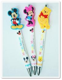 ดินสอกด 0.5mm Mickey Minnie Pooh