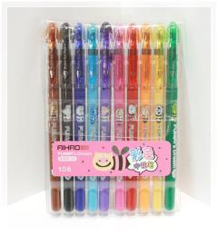 ปากกาเจล 0.5mm (หมึกสี-10) Color Gel Funny's Dream