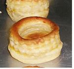Puff Pastry Shell พายชั้นถ้วยอบกรอบ
