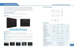 เช่าเวทีในร่มจอแสดงผล LED P2 P3 P4 P5 P6 P7.62 P10 indoor rental stage led display